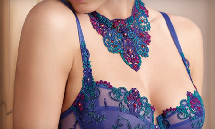 Charmelle 28 - Multiple Locations: $40 for $80 Worth of Lingerie at Charmelle 28