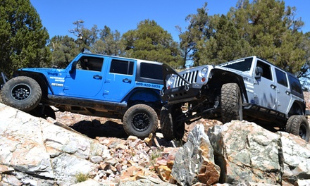 $179 for a Two-Hour Jeep Guided Tour for up to 5 People from Big Bear Jeep Experience ($300 value)