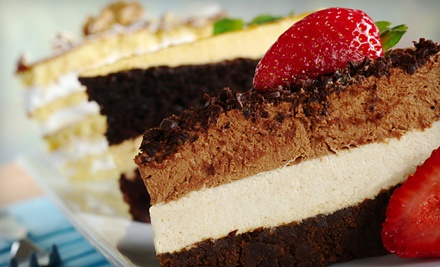$12 for $20 Worth of Baked Goods at Rico Bakery & Café