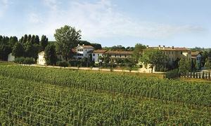 Agricola Fossa Mala: Degustazione con 5 calici di vino e tagliere di crostini all'Agricola Fossa Mala a Fiume Veneto (sconto fino a 67%)