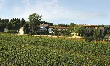 Degustazione di vino e tagliere a 16,90€euro