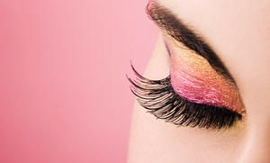 Stilografica: Eyelash Extensions with Options for One or Two Refills at Stilografica (Up to 71% Off)