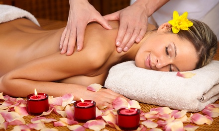 One or Two 60-Minute Custom Massage at Enjoy Holistic Healing (45% Off)
