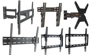 Seneca Av Tilting Flat Panel Wall Mount For Most 32 Quot 60