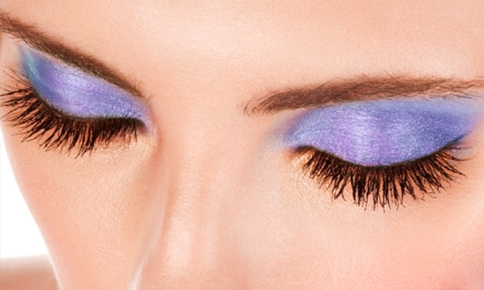Styles by SD - Dartmouth Centre: Eyelash Extensions with Optional Fill Treatment at Styles by SD (Up to 63% Off)