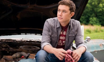 Scotty McCreery at House of Blues Myrtle Beach on Friday, July 10 (Up to 50% Off)