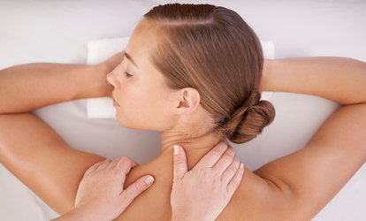 image for Warm Oil or Crystal Full-Body Massage (£17) or Facial with Thai Foot Pamper (£21) from SerenityCT (Up to 66% Off)