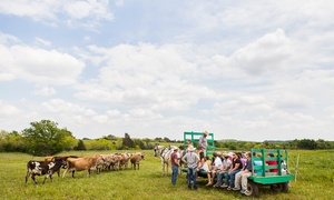 Sand Creek Farm: Up to 50% Off Farm Tour for One or Two at Sand Creek Farm
