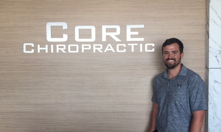 One Chiropractic Exam, Consultation, X-rays, and Two or Three Adjustments at Core Chiropractic (Up to 80% Off)
