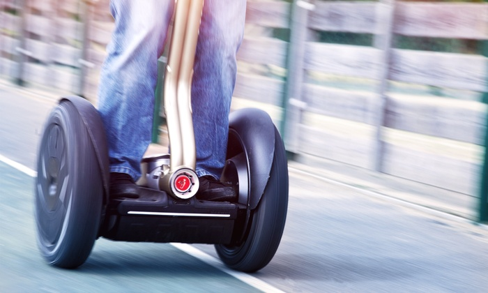 Segway Nation - San Diego: $37 for Tour from Segway Nation ($69 Value)