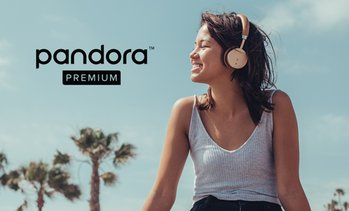 Free 3-Month Subscription to Pandora