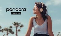 Free Three-Month Subscription to PandoraOn-Demand Premium or Ad-Free Plus