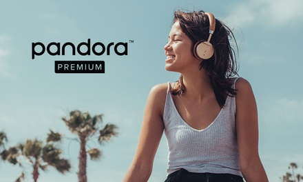 $0 for 3-Month Subscription to Pandora On-Demand Premium