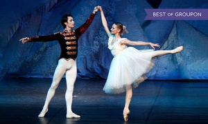 """""""Der Nussknacker"""" mit dem klassischen Russischen Ballett: 2x """"Der Nussknacker"""" aufgeführt vom Klassischen Russischen Ballett in verschiedenen Städten (bis zu 52% sparen)"""
