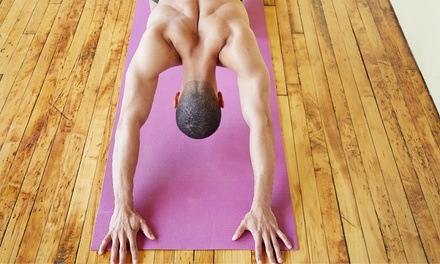 One or Three Months of Unlimited Yoga Classes at Embody Health and Wellness (Up to 53% Off)