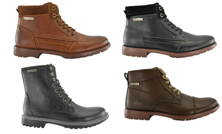 Rocawear Brick or Star Men's Casual Boots