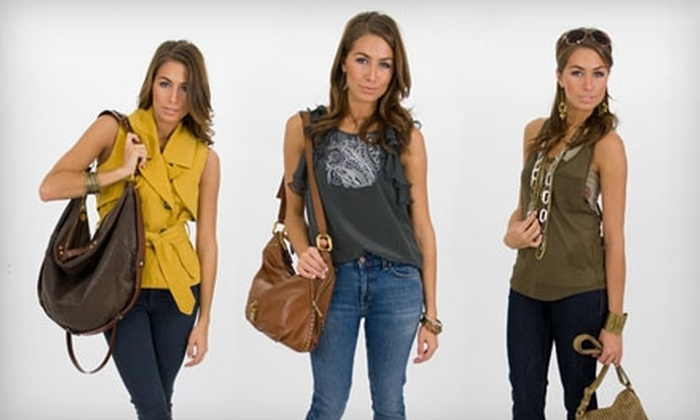shoptwigs.com: $50 for $100 Worth of Designer Apparel, Jewelry, and Handbags from shoptwigs.com