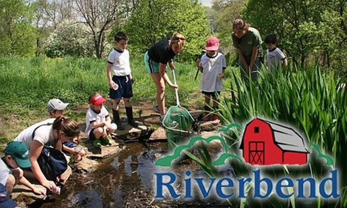 Riverbend Environmental Education Center - Gladwyne: Half Off One-Year Membership at Riverbend Environmental Education Center. Choose from Four Options.