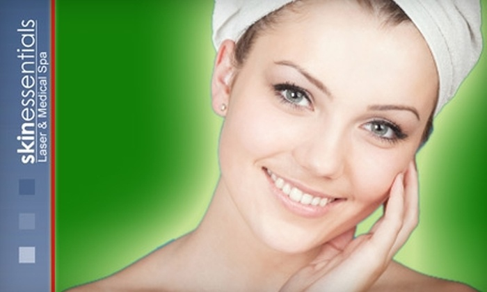 Skin Essentials Laser & Medical Spa - Concord: $55 for a Chemical Peel or Detox Facial at Skin Essentials Laser & Medical Spa