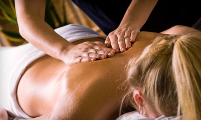 Haptic Bodywork - Middle River: $37 for a One-Hour Deep-Tissue Massage at Haptic Bodywork ($75 Value)