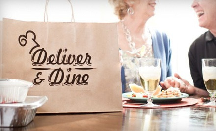 $30 Groupon to Deliver and Dine - Deliver and Dine in Amarillo