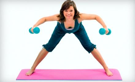 5-Class Card for Cardio Boot Camp (a $40 value) - Clarkston Hot Yoga in Clarkston