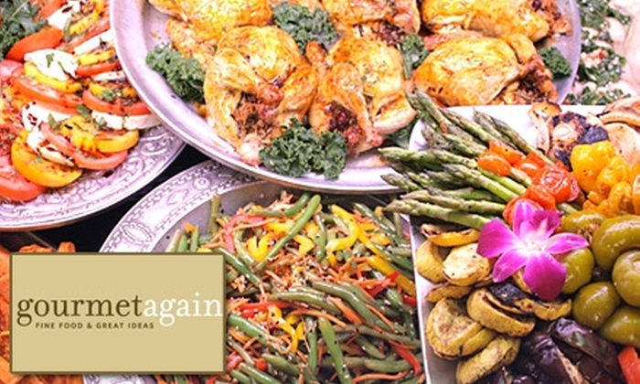 Gourmet Again - Pikesville: $15 for $30 Worth of Gourmet Groceries and Café Eats at Gourmet Again in Pikesville