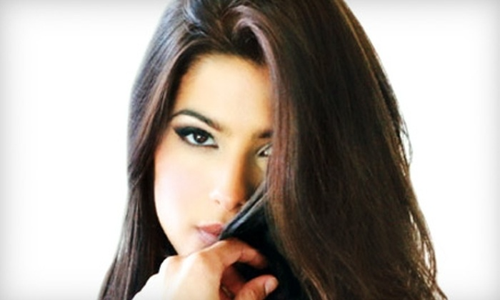 Douglas Carroll Hair Salon - Raleigh: $62 for an Express Keratin Treatment ($125 Value) or $125 for a Full Keratin Treatment ($259.50 Value) at Douglas Carroll Hair Salon