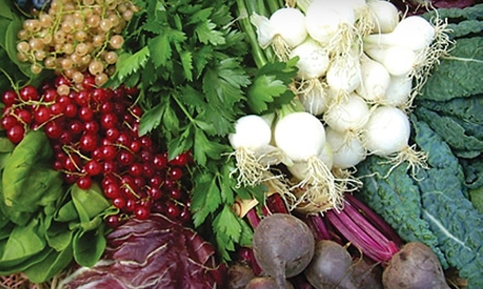 Full Circle - West End: $17 for One Standard Box of Organic Produce with Pick-Up Option from Full Circle ($35 Value)