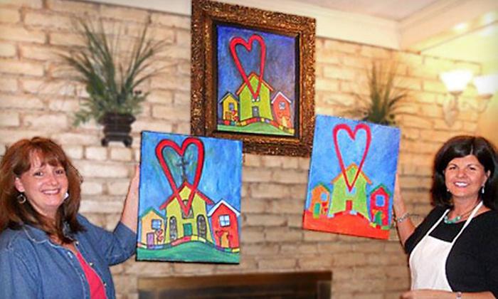 Heart For Art Painting Studio Germantown