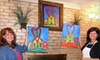 Heart For Art Studio - Dogwood Trails Homeowners Association: $30 for an Adult Painting Class for Two at Heart for Art Studio in Germantown ($60 Value)