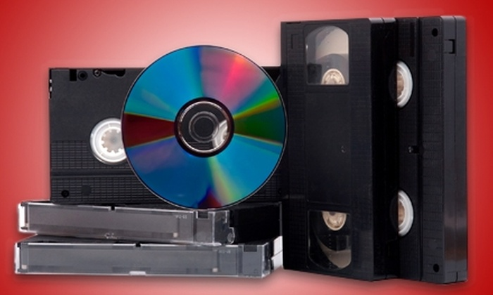 A Unique Video Productions - Owensboro: $7 for VHS to DVD Conversion ($15 Value) or $100 for Family Memories Package ($200 Value) at A Unique Video Productions