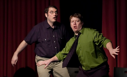 Improv-Comedy Show at Laugh Out Loud Theater: General Admission Seating - Laugh Out Loud Theater in Schaumburg