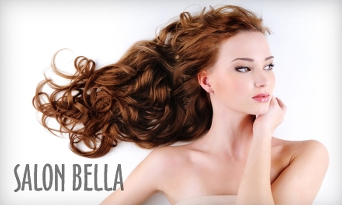 Salon Bella - Chesterfield: $45 for Gift of Gold Facial or $62 for Keratin Complex Express Blowout at Salon Bella in Chesterfield (Up to $145 Value)