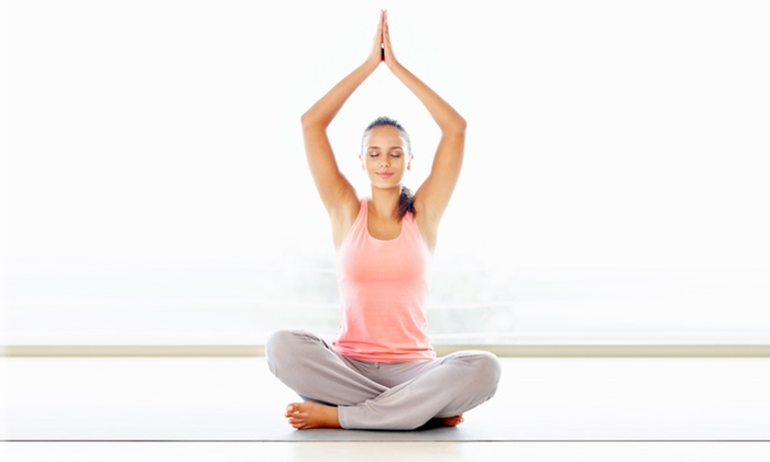 Circle Of Energy - North Dallas: Two Yoga Classes at Circle of Energy (51% Off)