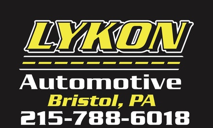 $39 for $80 Worth of Emissions Test at Lykon Automotive