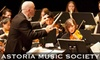 Astoria Symphony - Ditmars Steinway: $10 for One Ticket to the Astoria Symphony (Up to $20 Value). Two Performances Available.