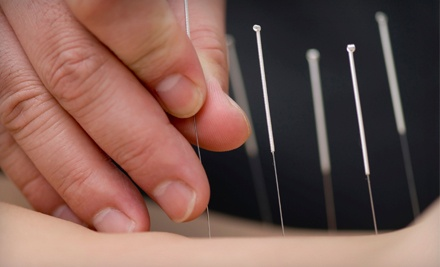 1 Consultation (up to a $55 value) and 1 Traditional Chinese Acupuncture Treatment (up to a $65 value) - Acupuncture Center in Overland Park