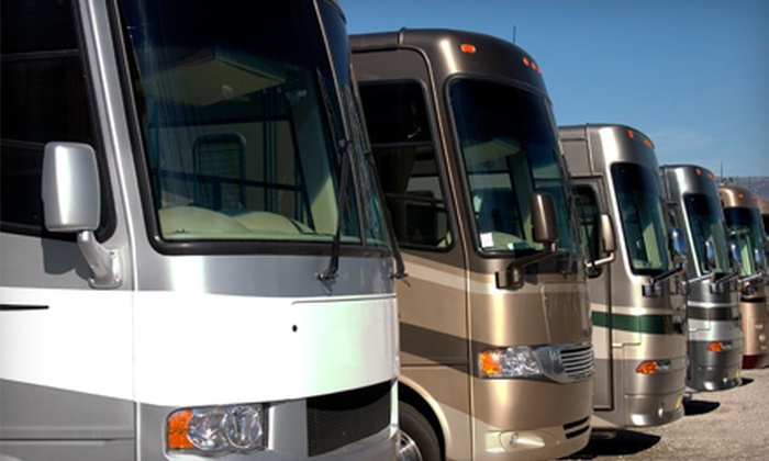 Familyfun RV & Auto - Middle Lake: $99 for One Year of Storage for a Boat, RV, ATV, or Snowmobile at Familyfun RV & Auto in Middle Lake ($199 Value)
