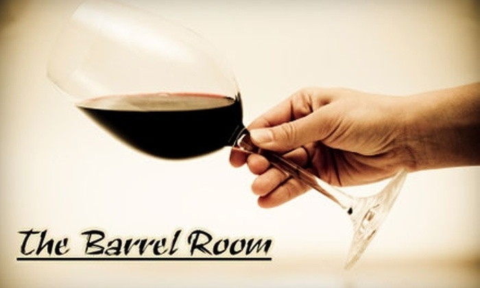 The Barrel Room - Plain: $10 for $20 Worth of Wine, Beer, and Gourmet Plates at The Barrel Room
