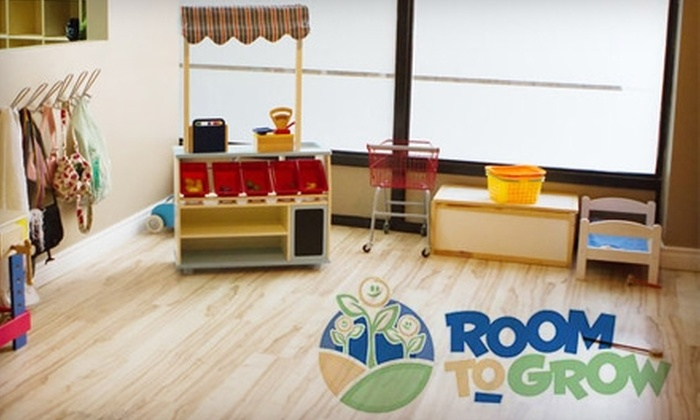 Room to Grow - Beltline: $50 For a Five-Class Punch Pass For Parent and Child at Room to Grow (a $100 value)