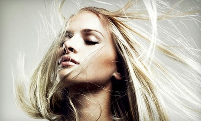 Blondie's Salon - Frisco: $30 for $75 Worth of Salon Services at Blondie's Salon in Frisco