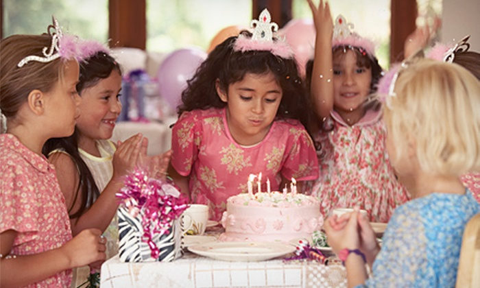 Ms. Prissy Princess - Baker/Zachary: Spa Package for One or Two Girls, or a Two-Hour Spa Party for Up to Six Girls at Ms. Prissy Princess (Up to 57% Off)