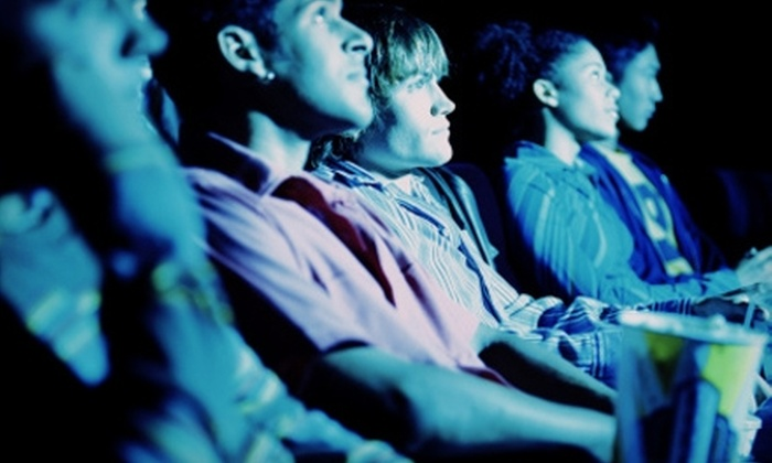 Rivertowne 12 Cinemas - Oxon Hill - Glassmanor: $10 for Any Movie Ticket, Bucket of Popcorn, and Soda at Rivertowne 12 Cinemas in Oxon Hill (Up to $22.50 Value)