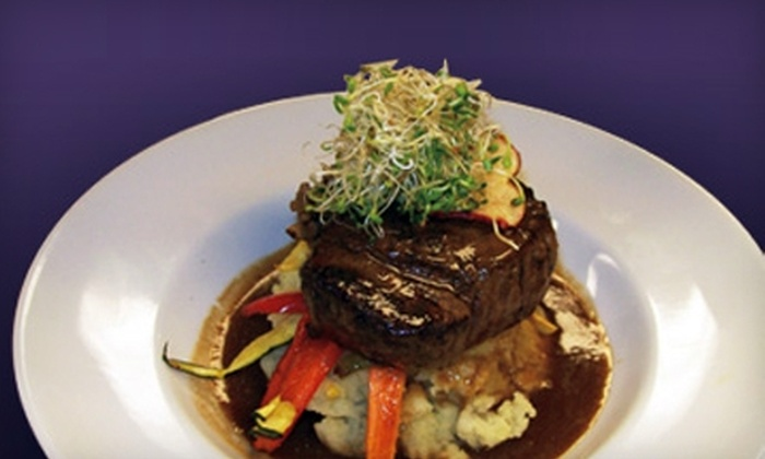Pangea Cafe - Owensboro: $15 for $30 Worth of Eclectic Dinner Fare at Pangea Cafe (or $6 for $12 Worth of Lunch)