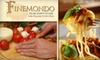 Finemondo - Downtown - Penn Quarter - Chinatown: $20 for $40 Worth of Italian Cuisine at Finemondo