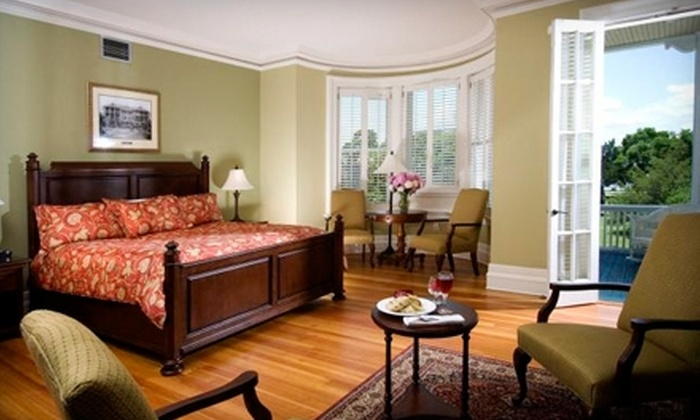 Jekyll Island Club Hotel - Jekyll Island: $160 for a One-Night Stay, Breakfast, and Bike Rental for Two at Jekyll Island Club Hotel