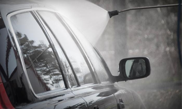 Simoniz Car Wash - Multiple Locations: $9 for One The Best Car Wash at Simoniz Carwash ($17.99 Value). Seven Locations Available.