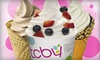 TCBY - South Side: $5 for $10 Worth of Soft-Serve Frozen Yogurt, Smoothies, and Cakes at TCBY