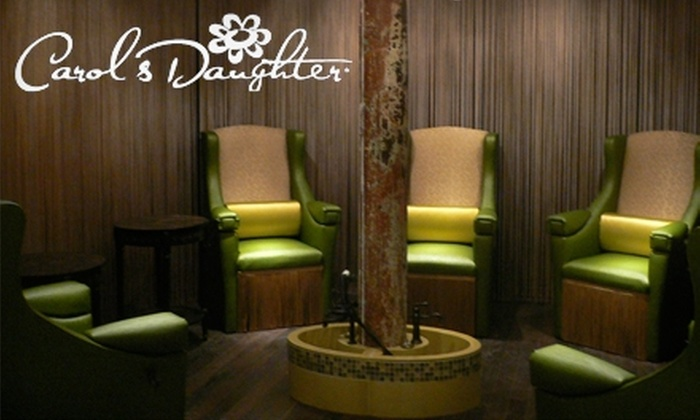 Carol's Daughter: The Back Room - Harlem: $39 for Love Experience Mani-Pedi, Paraffin Wrap, and Foot Massage at Carol's Daughter: The Back Room Hand and Foot Spa ($79 Value)